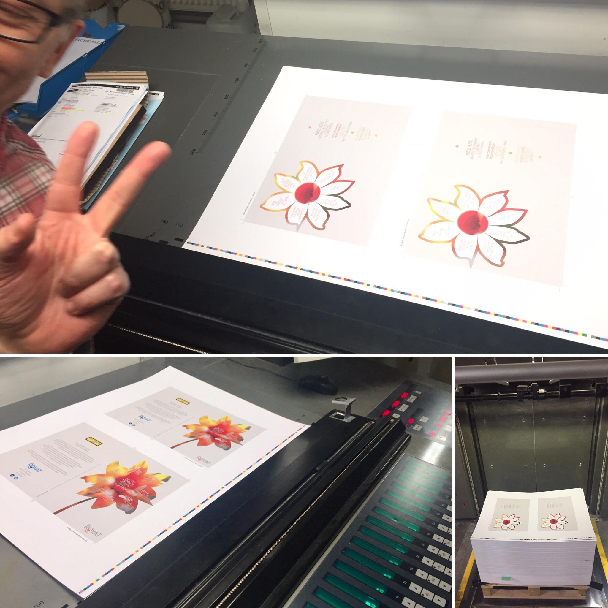 Printing Team